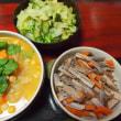 マサマンカレー風スープ(?)