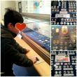 作品展とコインミュージアム