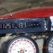 NS-1(バイク)に電波時計を付けました