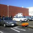 昭和の名車、大集合(昭和30年~60年代の車両)イベント見学。