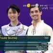 ピョンチャンオリンピック・フィギュアスケートで、日本が金・銀。