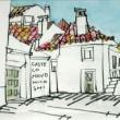 1525.カステロ・ノーヴォの町角