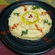 フムス   … ひよこ豆のペースト…