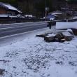 国道369号線 榛原から曽爾方面は凍結