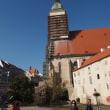 タトラ山麓とスロバキア周遊の旅<ブラチスラバ旧市街散策>