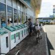 スーパーの資源リサイクル