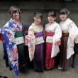 京都三十三間堂の通し矢