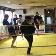 8/16下川原靖也コーチの水曜朝フィットネスクラス練習日記