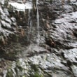 涼を求めて不動三滝