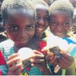 おにぎりは世界を救う!おにぎりの写真を投稿で飢えた子供たちに食事を…