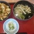ザ・どん 本山店の小盛り貝柱天丼セット