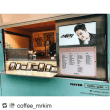 coffee_mrkim さんinstagram スイッチ