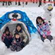 雪だるまコンテストNo.13