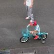 2131☆息子ちゃんのバーン&自転車☆
