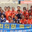 日韓議員連盟代表団、文大統領と会談。
