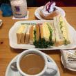 次女と昼食