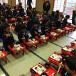 1年生信貴山学舎 朝食
