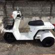 ジャイロx TD01 本日納車