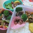 牛肉と野菜炒め弁当