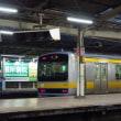 2017年10月18日,今朝の中央総武緩行線 E231-0番台