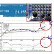 日経平均、21年ぶり2万1千円台回復!上昇プロローグ!?