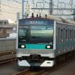 2017年11月24日  小田急 千歳船橋 E233系 8編成