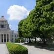 散策:国会議事堂と皇居外周