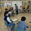 1月24日川口市立幸町小学校の将棋クラブの風景