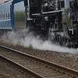 これぞ蒸気機関車でした。C571