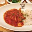「フラッグスカフェ&ダイニング新宿」にて サラダバーランチ