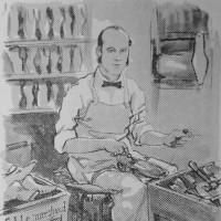 日本人に本格的な靴作りを教えた偉人、レマルシャン