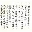 1868(明治元)年 〈五箇条の誓文〉★★