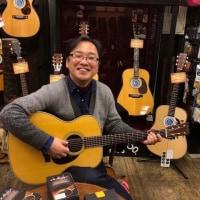 素敵なギターと出会えました♫