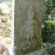 035太田市龍舞町、御霊神社の庚申塔(最寄り:竜舞駅)