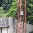 小川村高府の火の見櫓