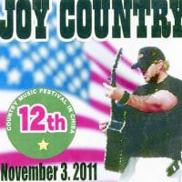 Joy Country 参加
