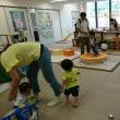 西部子育て支援センター(おひさまルームみのお)に新しい遊具がはいりました。