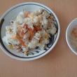 酢玉ねぎ&京都儀兵衛のお米