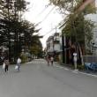 軽井沢のいろいろ 昨日、日曜日(9/9)午後の軽井沢・・・