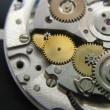 クレドール機械式時計を修理です