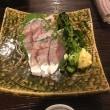 地元のお店、鮮魚が美味しい居酒屋さん「爺(じじい)」(下高井戸駅からすぐ)