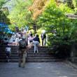 5月5日 筑波山神社の風景 連休後半 登山客今年最多
