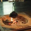 冬の夜~囲炉裏のある風景