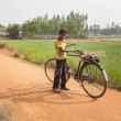 井生 明 写真展「バウルを育む黄金なる大地」~インド、西ベンガル州の人と風土~