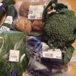 ニセコからの新鮮夏野菜で♪