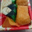 おにぎりといなり寿司の食べくらべ