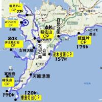橘湾岸217km~予想タイム