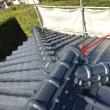屋根の補修です