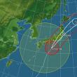 台風21号、明朝は大変なことになりそうですが…