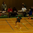 全十勝中学生バドミントン学年別シングルス大会